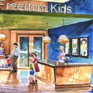 Freedom Church Kids Rendering